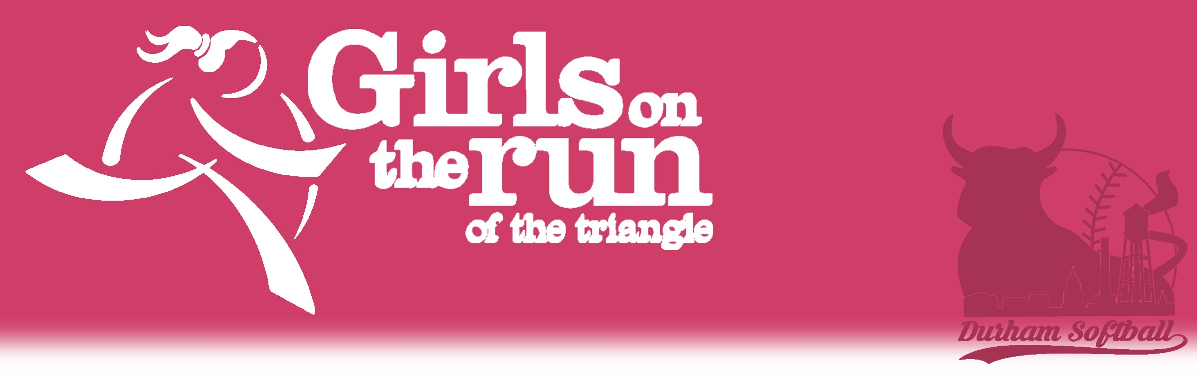 Girls on the Run of the Triangle plays softball for charity.