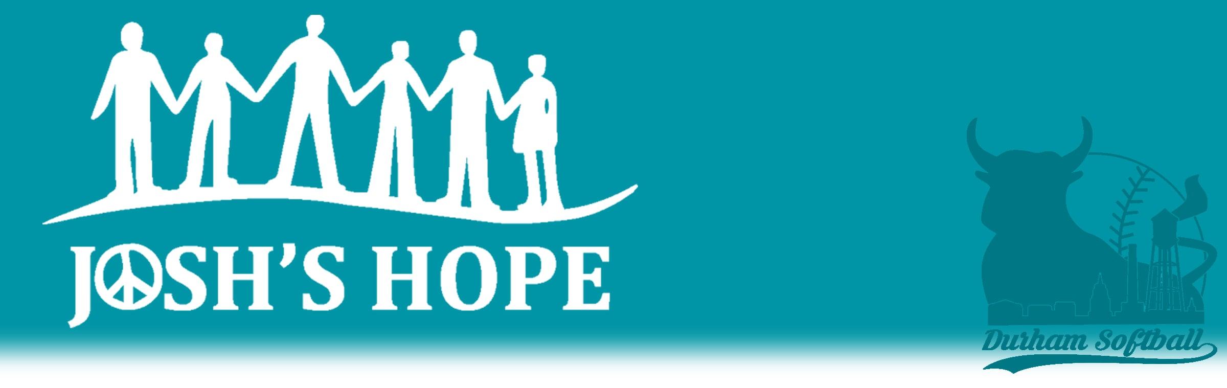 Josh's Hope plays softball for charity.