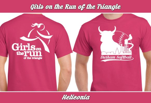 Girls on the Run of the Triangle (GOTR)