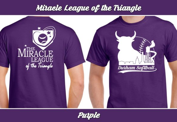 Miracle League of the Triangle (MIRA)
