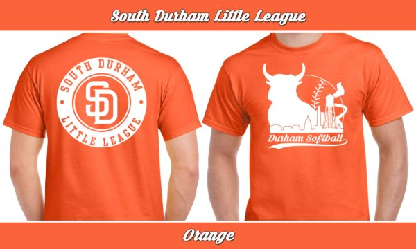 South Durham Little League plays rec adult softball for charity.