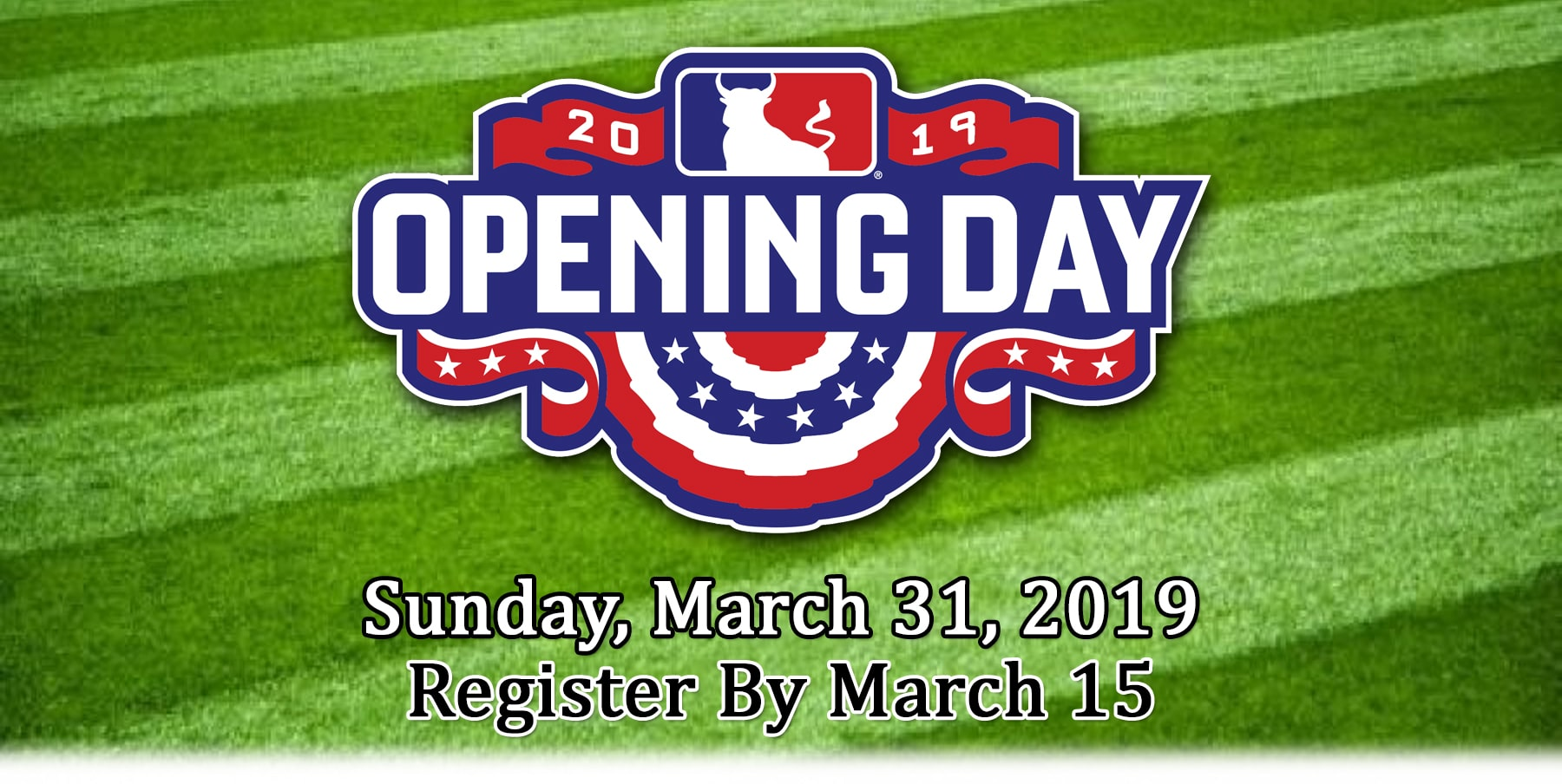 Opening Day for Durham Softball on March 31, 2019